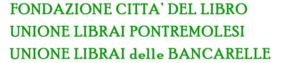 Premio Bancarella – Pontremoli – Lunigiana